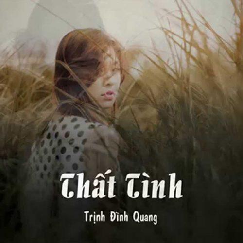 Sheet piano Thất Tình – Trịnh Đình Quang