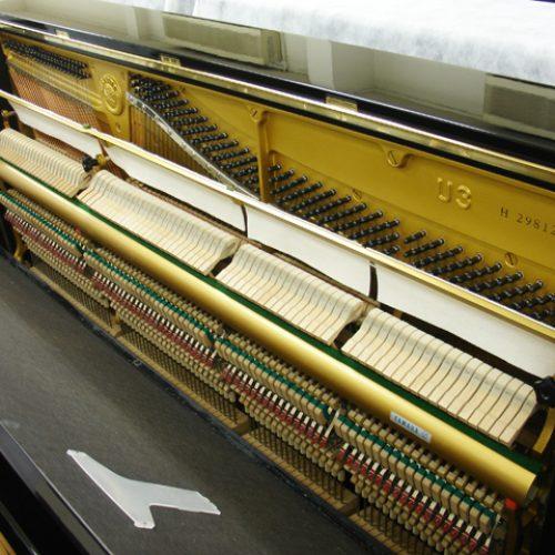 Những ưu điểm của đàn piano Yamaha U3H