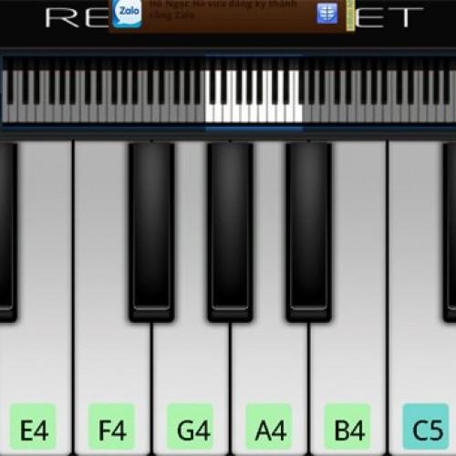 Perfect Piano – ứng dụng dành cho đàn piano