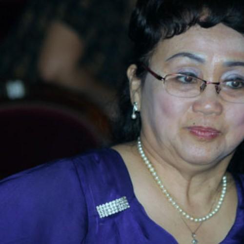 Nghệ sĩ piano Trần Bạch Thu Hà