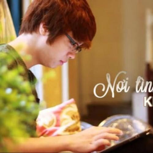 Sheet Piano Nơi Tình Yêu Kết Thúc