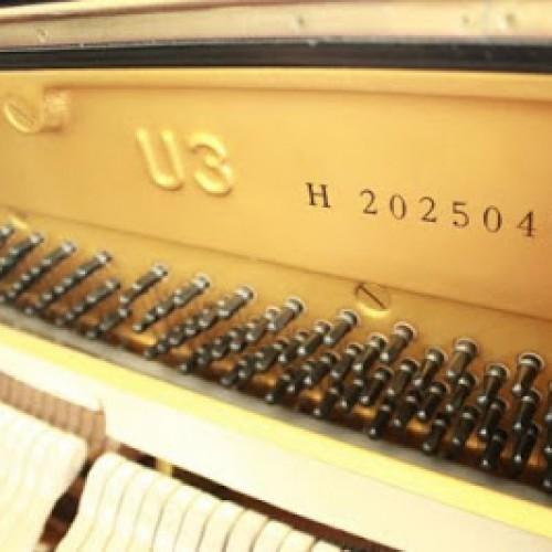 Ý nghĩa của đàn piano Yamaha cũ qua tên