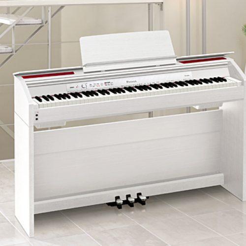 Mua đàn piano điện màu trắng ở đâu