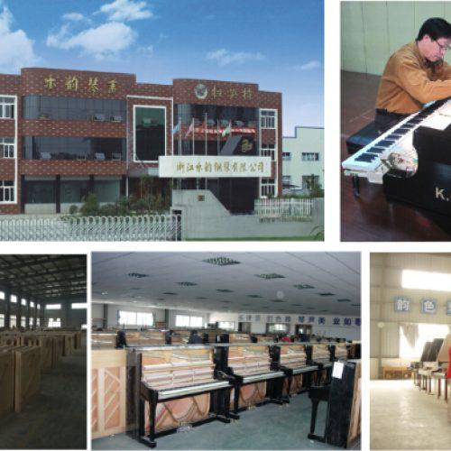 Có nên mua đàn piano sản xuất tại Trung Quốc