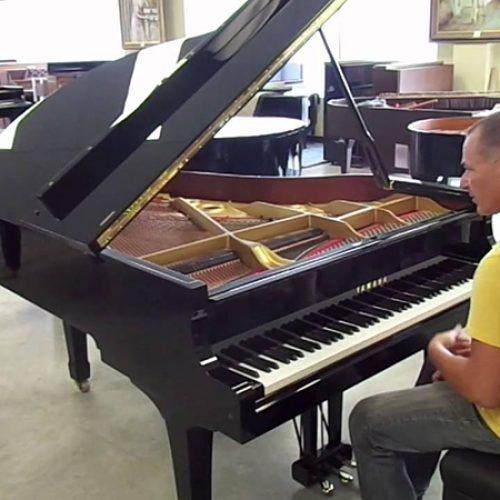Giới thiệu đàn piano Grand Yamaha C3 Series