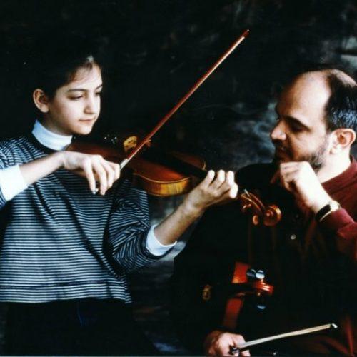 Hướng dẫn cách tự học đàn violin cho người mới bắt đầu