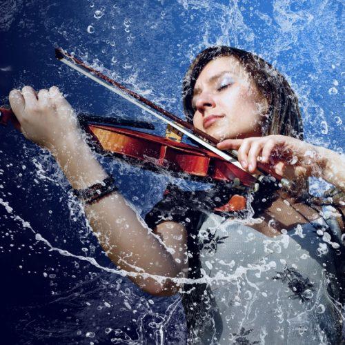 Những bản nhạc buồn độc tấu trên cây đàn violin