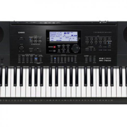 Giới thiệu đàn organ casio wk-7600 tốt nhất cho con yêu