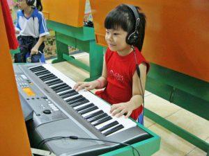 Chọn đàn organ tốt nhất cho bé