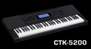 Organ Casio CTK-5200