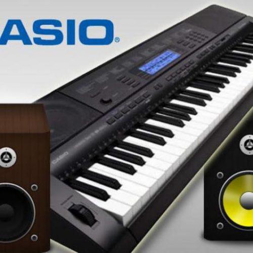 Những yếu tố làm nên thương hiệu đàn organ giá rẻ của Casio