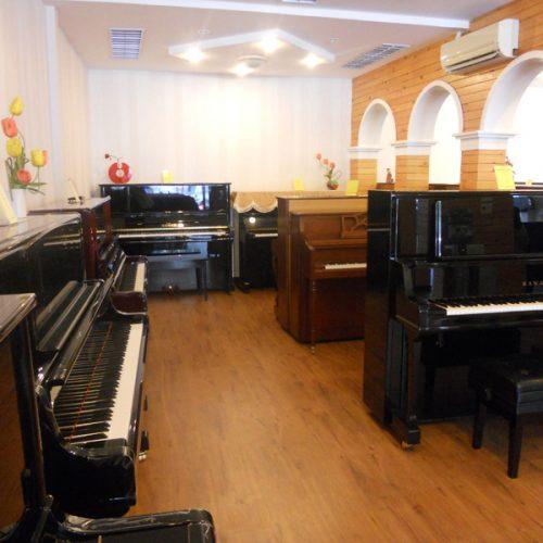 Đàn piano xuất xứ từ châu Âu