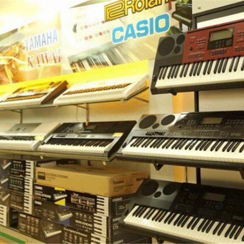 Địa điểm bán đàn organ giá rẻ nhất ở Tphcm
