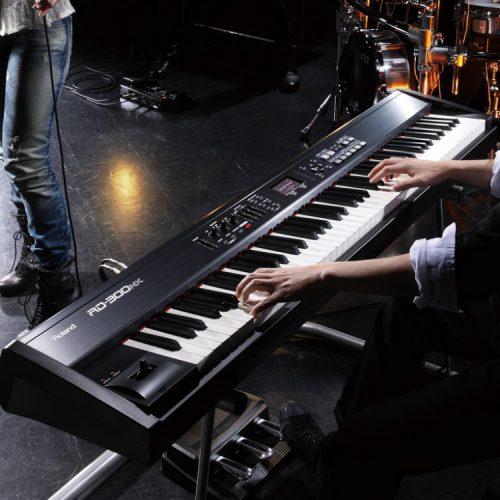 Đàn Piano điện Roland RD-300NX Nhật Bản 88 Phím