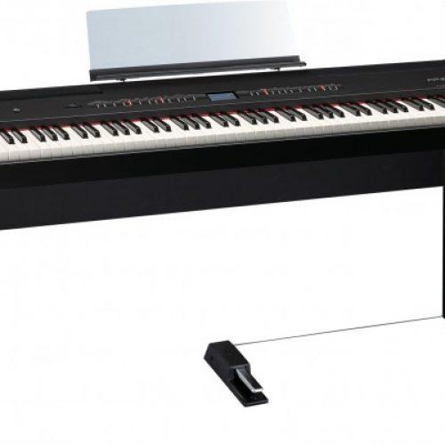 Đàn Piano Roland FP-80 Nhật Bản 88 Phím Màu Đen