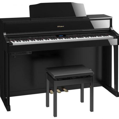 Shop bán đàn piano điện Roland HP 605 Nhật Bản