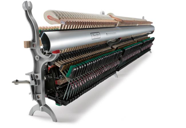 bộ máy đàn piano kawai k400
