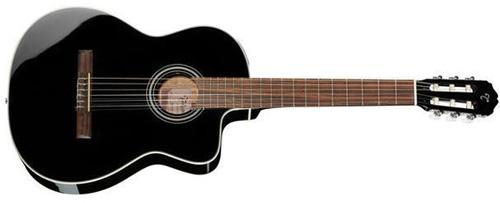 Đàn guitar Classic Fender GC1 BLK