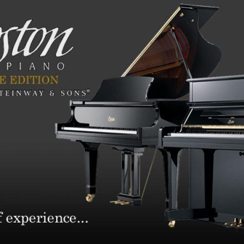 Thông Tin Đàn piano Boston Cao Cấp Tại Việt Nam