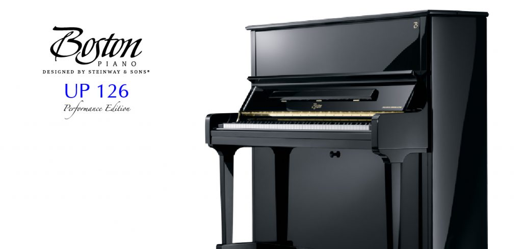 Đàn Piano Boston UP-126E PE