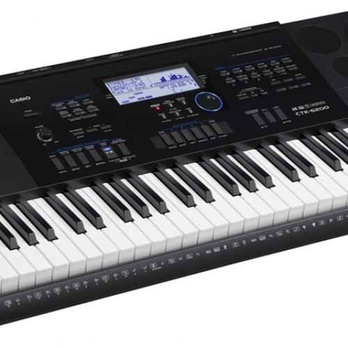 Bán đàn organ Casio CTK-6200 nhập khẩu từ Nhật Bản