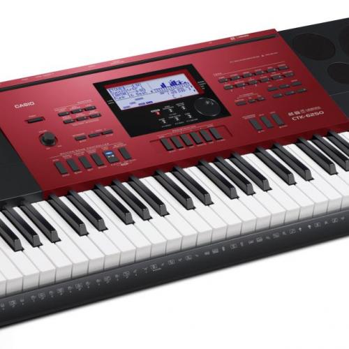 Shop bán đàn organ Casio CTK-6250 nhật bản giá rẻ