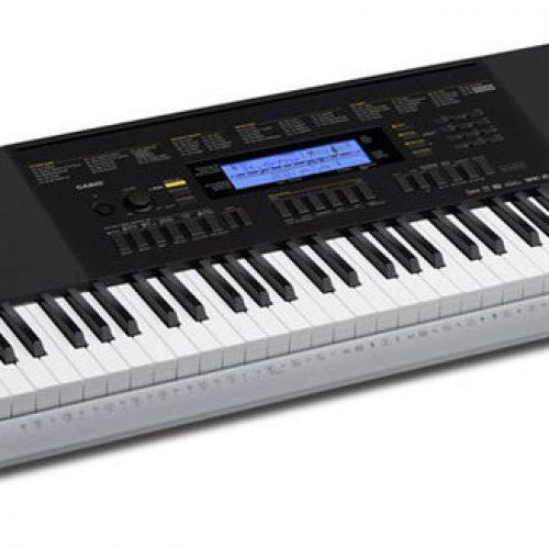 Bán đàn organ Casio WK-240 76 phím nhập khẩu từ Nhật Bản