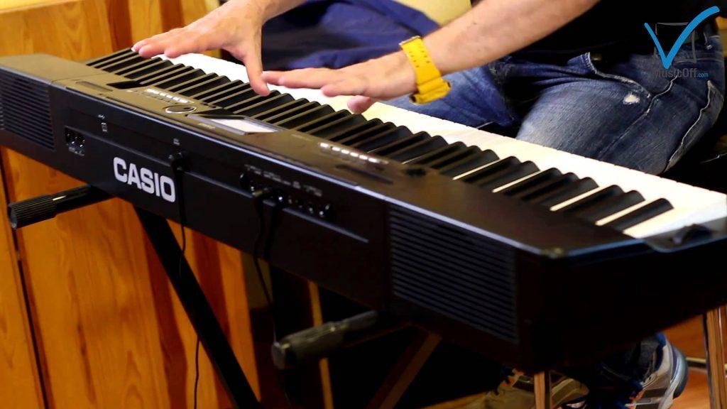 đàn piano điện casio px 360