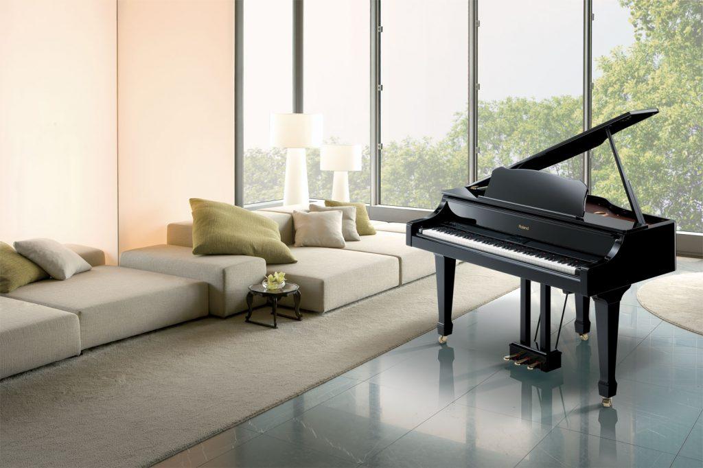 Đàn piano điên Roland RG-3F