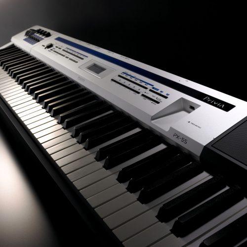 Đàn piano điện thường dùng trên sân khấu