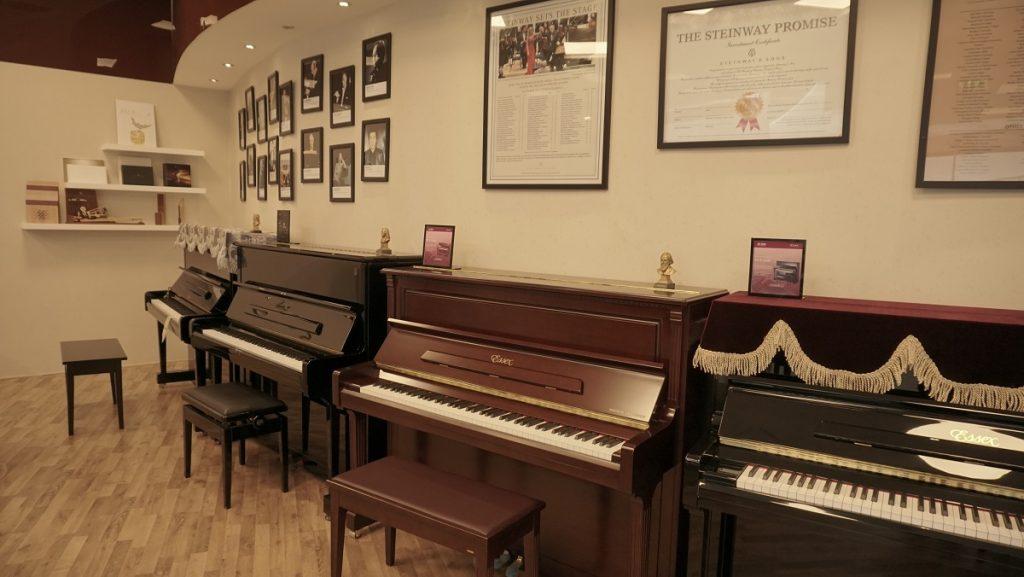 i bảo quản đàn piano cơ