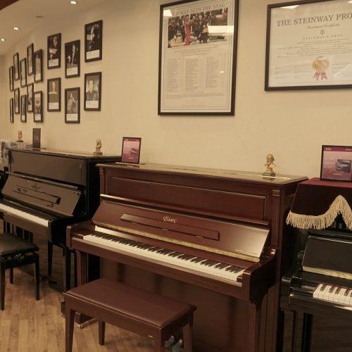 Hướng dẫn bảo quản đàn piano cơ