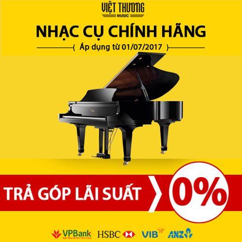 Địa chỉ mua đàn piano  trả góp 0% tại Tphcm