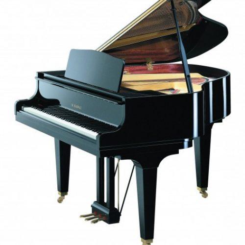 Đàn Piano 3 Chân Kawai GM-10K M/PEP
