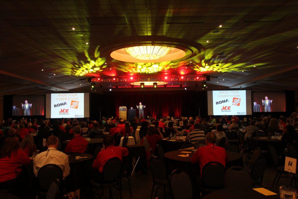 Dịch vụ cho thuê âm thanh chất lượng cao phục vụ sự kiện, hội nghị, hội thảo