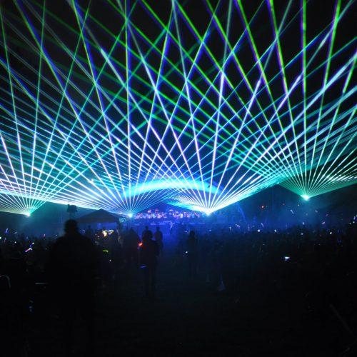 Dịch vụ cho thuê ánh sáng tổ chức sự kiện