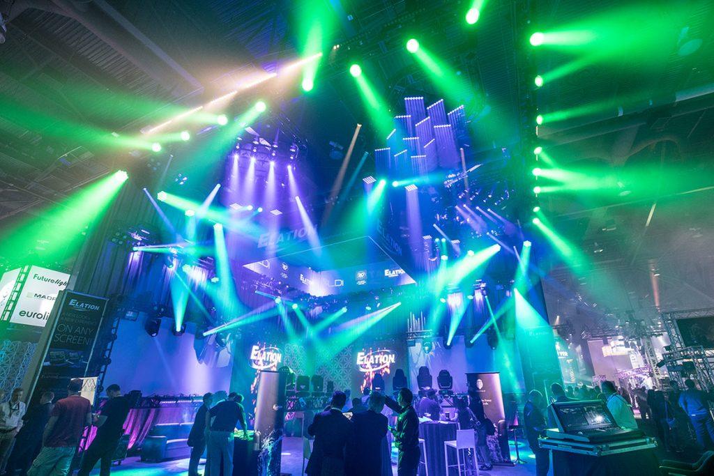 dịch vụ cho thuê ánh sáng sự kiện
