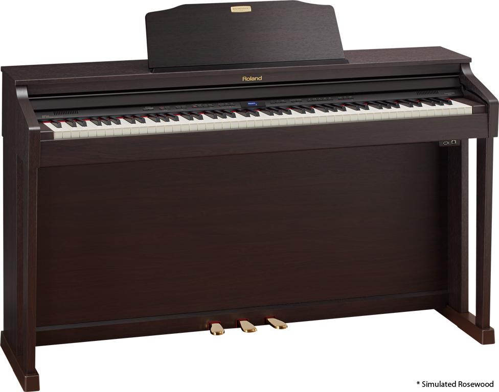 Đàn piano diện Roland HP-504