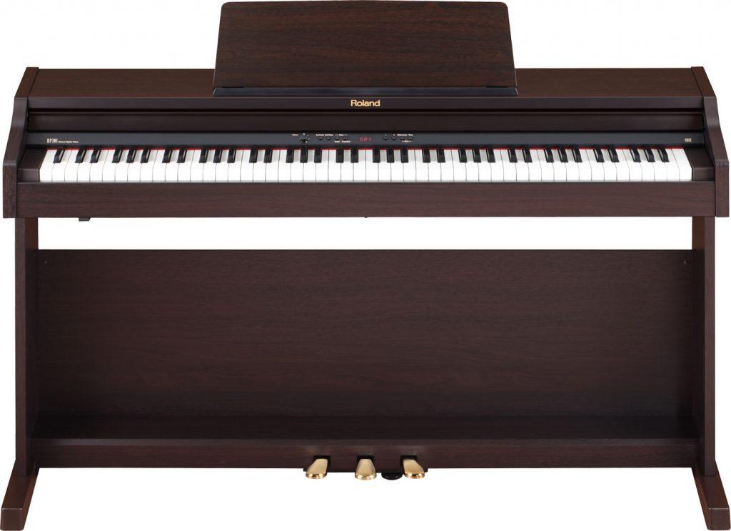 đàn piano điện roland hp 504