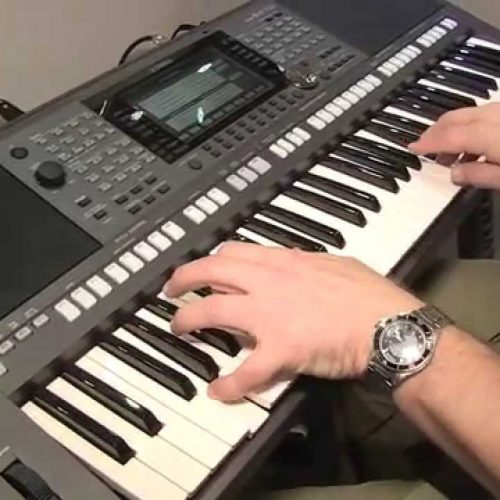 Đàn Organ Yamaha PSR-S970 mới 100%